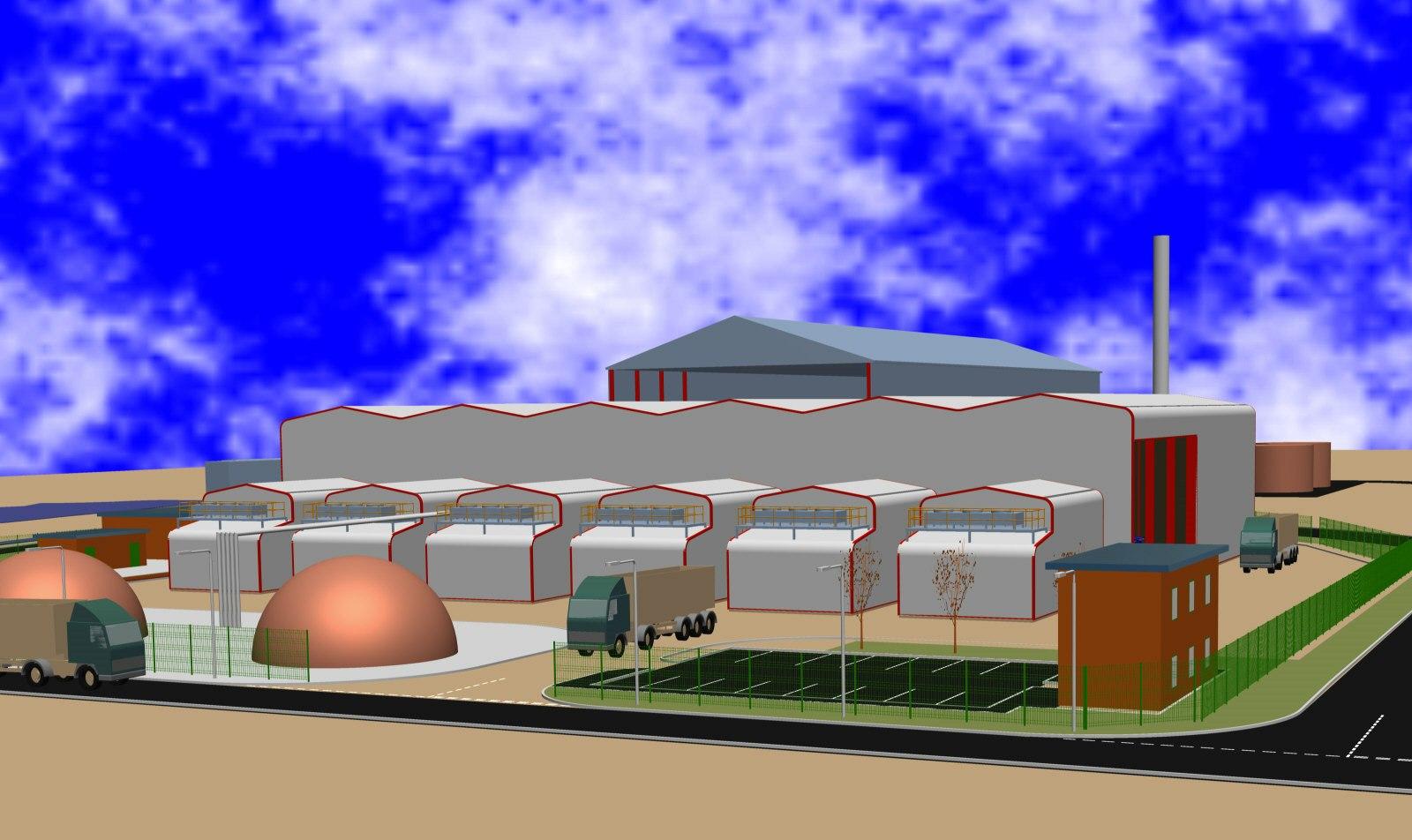 12 MW 3D layout 3