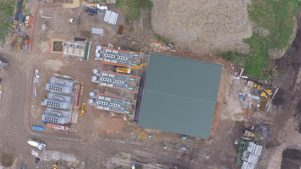 Swindon Energy Aerial View 1